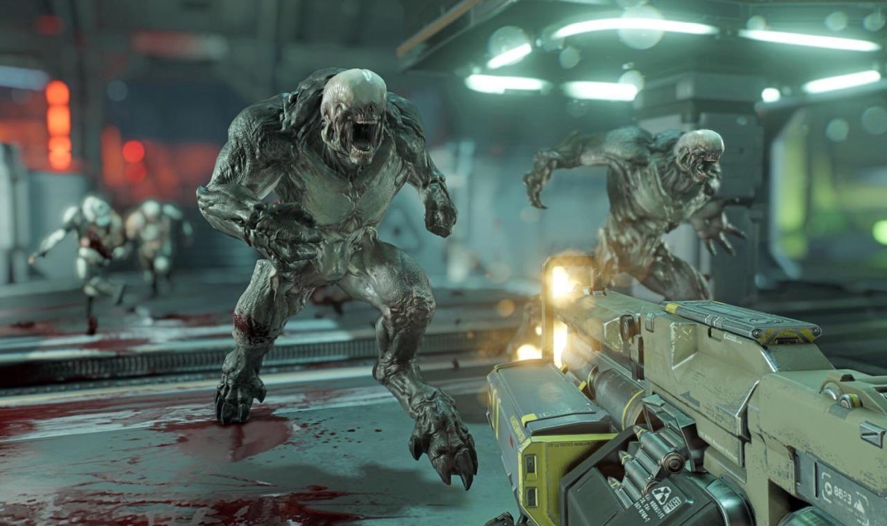 Sorteo: El nuevo Doom para Steam