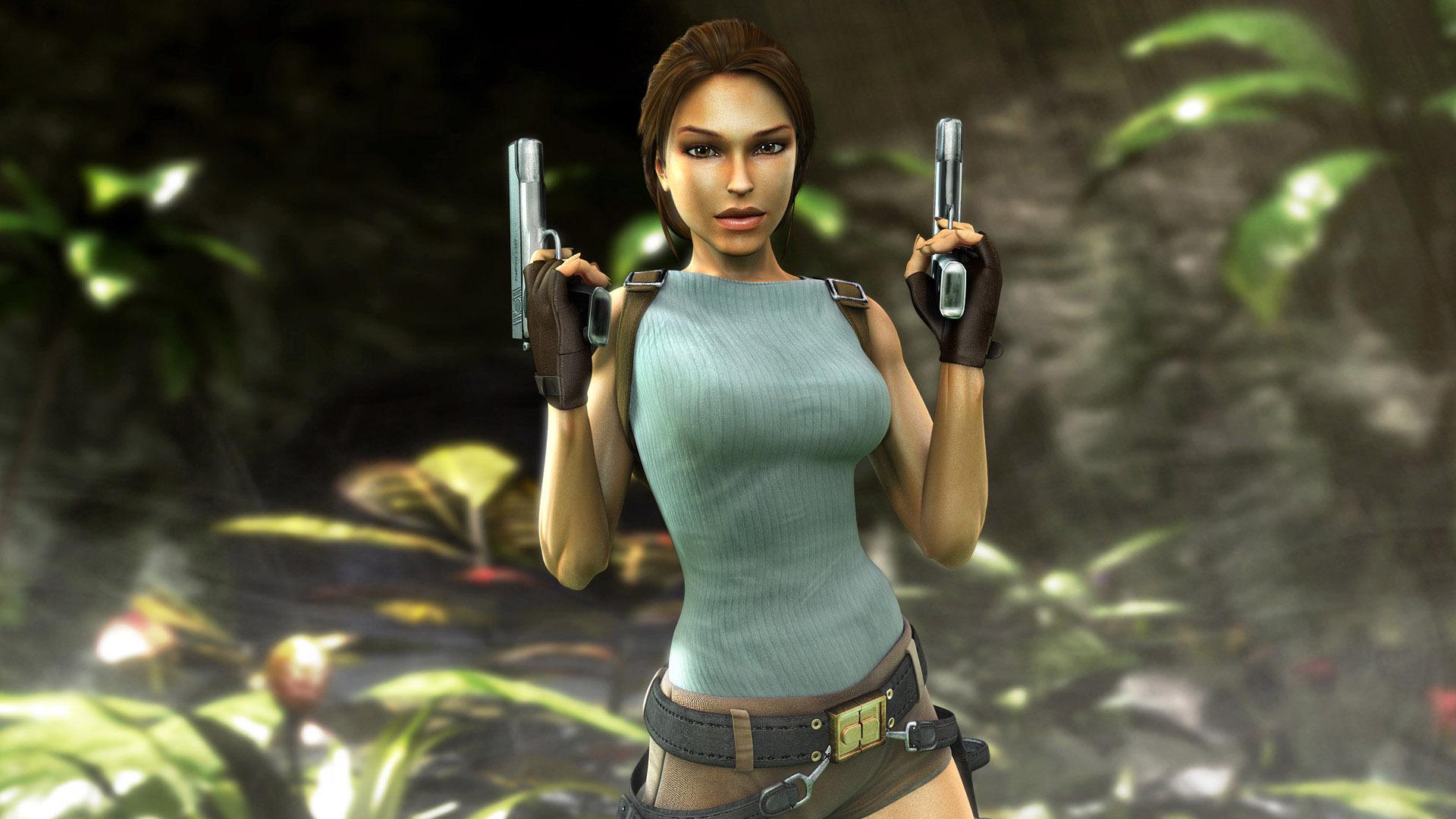 Qué le falta a Tomb Raider