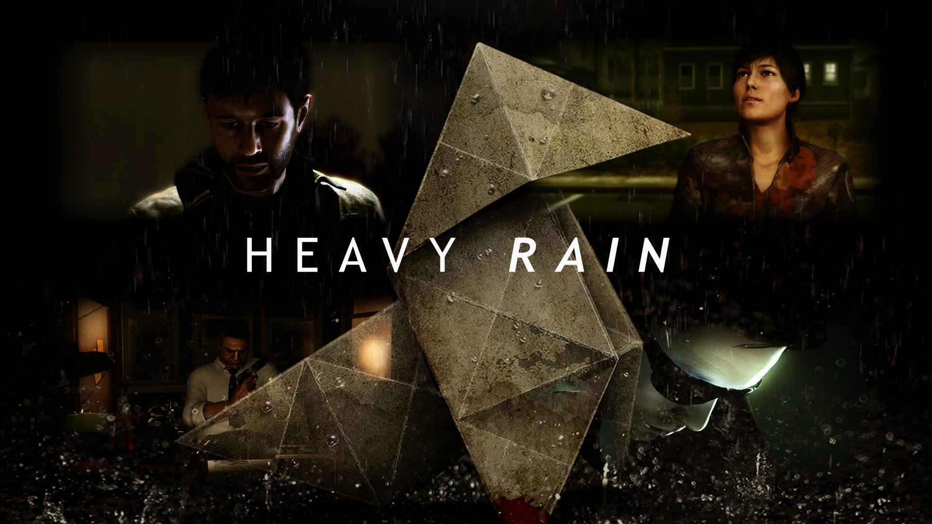Análisis Heavy Rain
