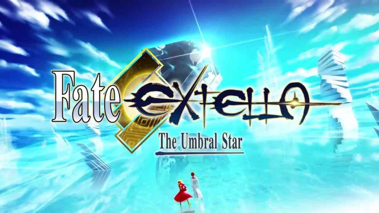 Fate/EXTELLA: THE UMBRAL STAR, a la venta el 20 de Enero
