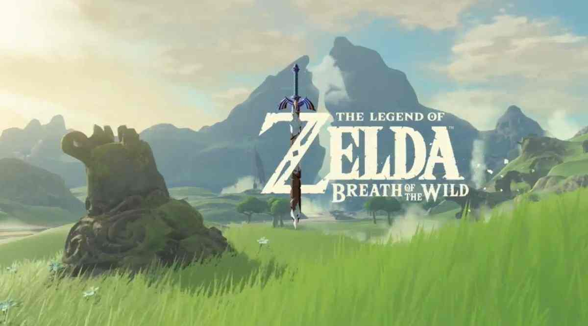 Versiones de la guía de Zelda: Breath of the Wild