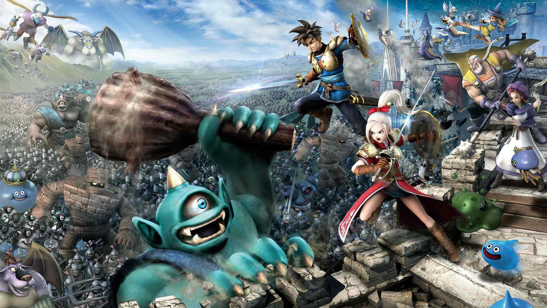 Dragon Quest Heroes II muestra un nuevo tráiler