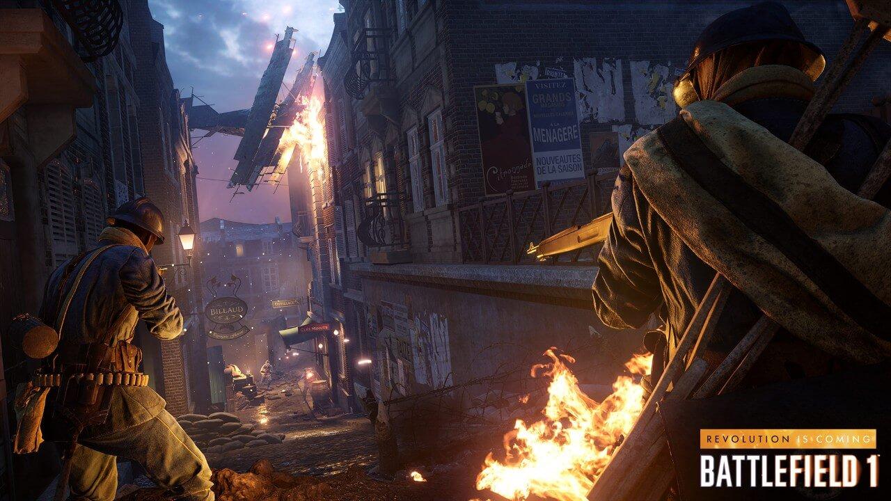 Filtrada la edición Battlefield 1 Revolution