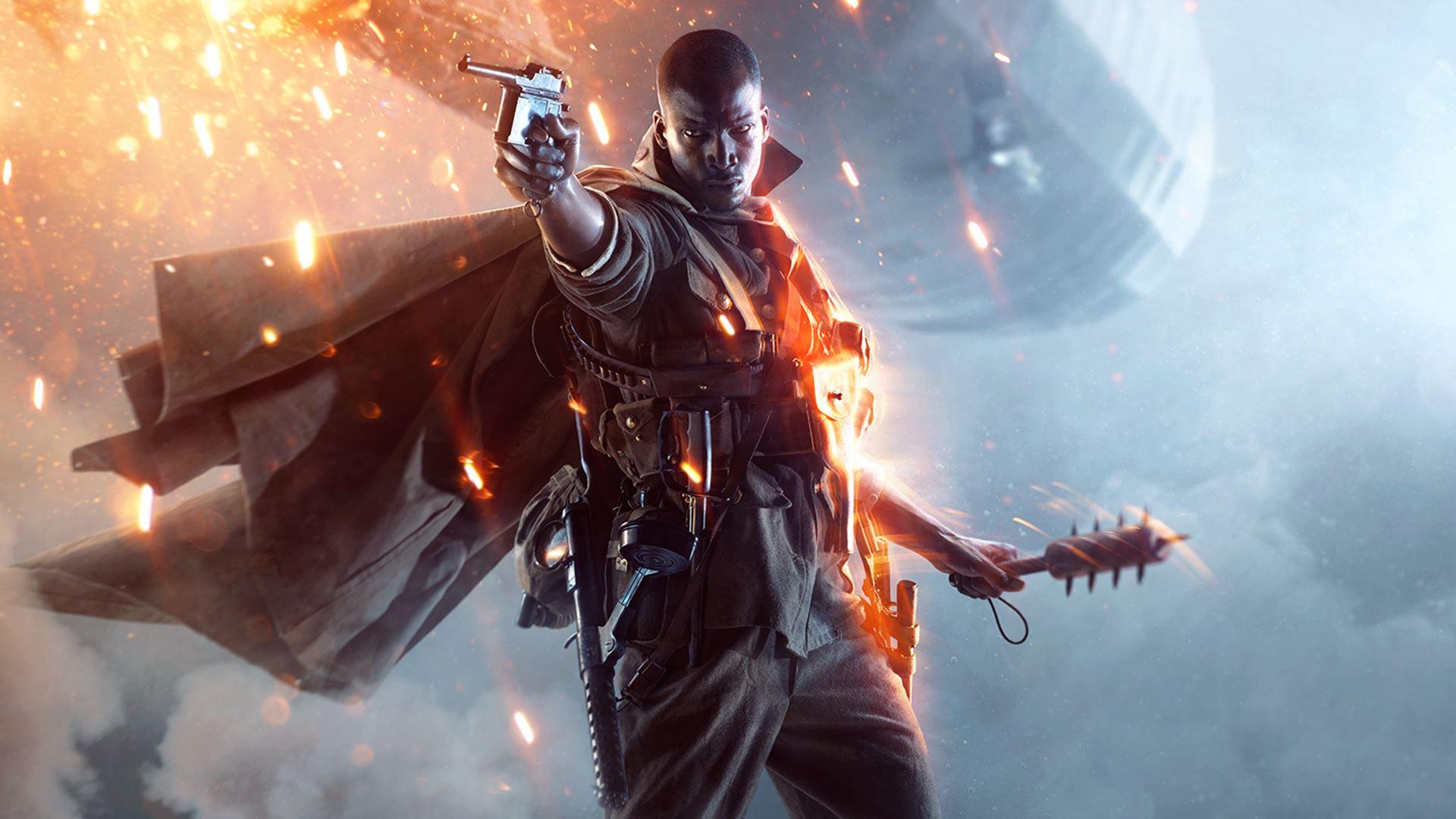 Un nuevo Battlefield verá la luz en 2018