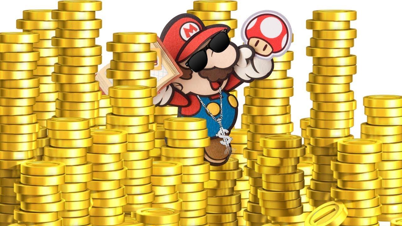 My Nintendo permite canjear las gold coins por videojuegos