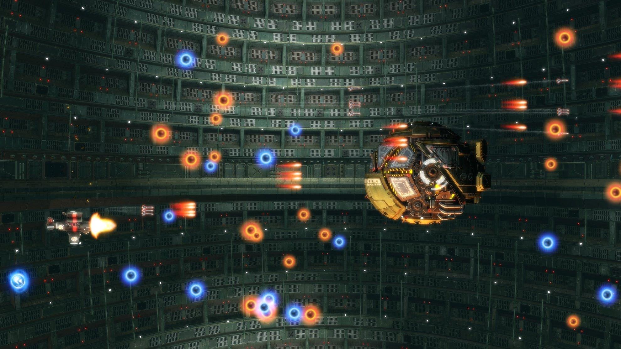 Sine Mora EX disponible el 8 de agosto para PS4 y Xbox One