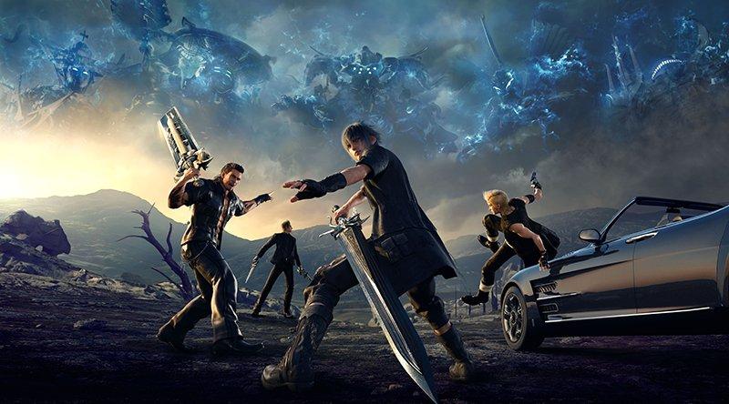Final Fantasy XV se lanzará en PC a principios de 2018