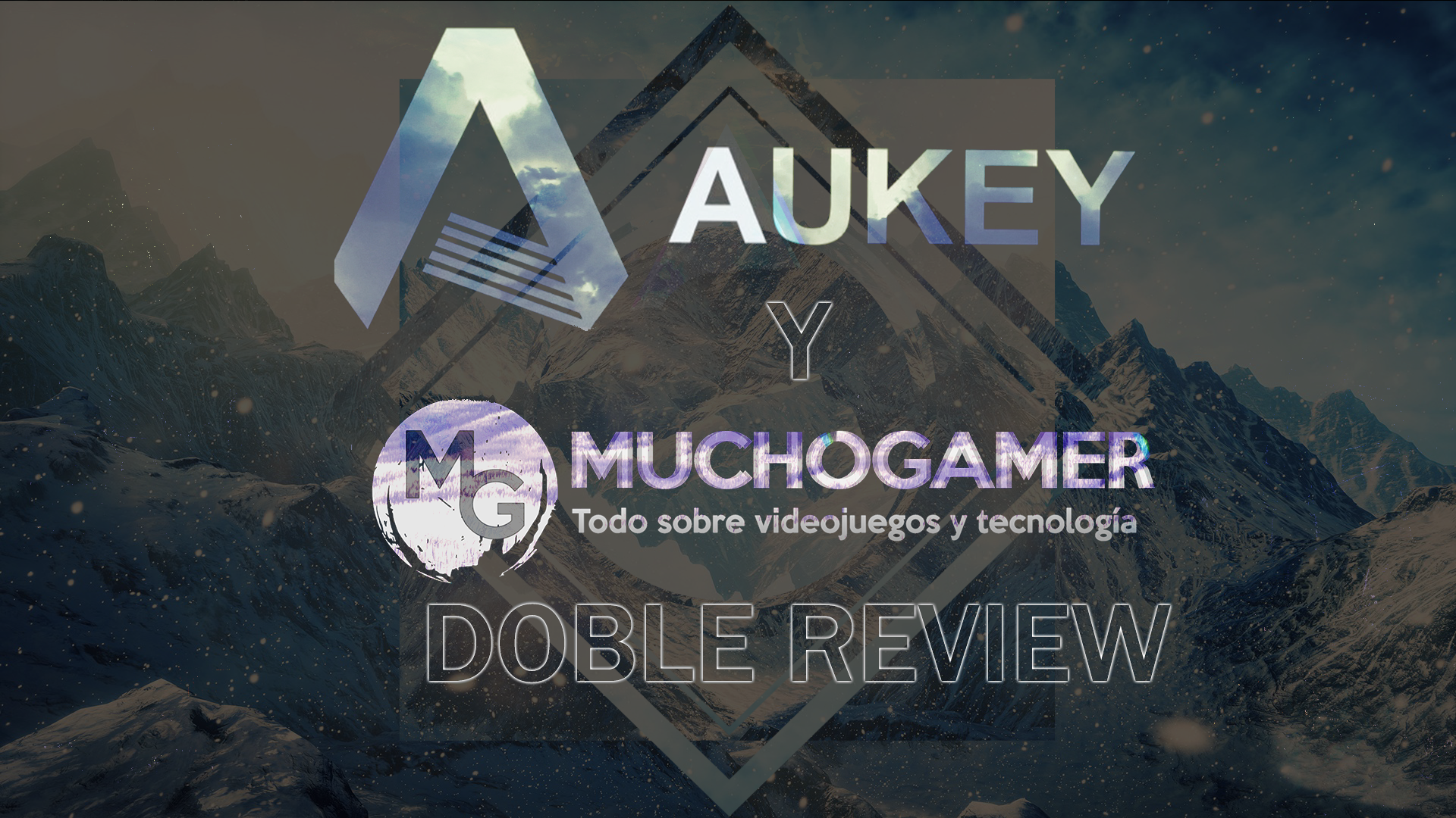 Doble Review de Aukey