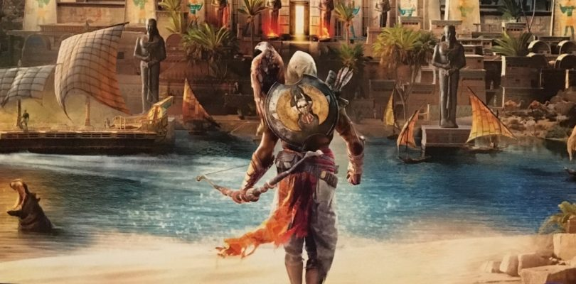 Assasin's Creed Origins: Todo lo que sabemos.