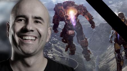 Fallece Corey Gaspur, diseñador jefe de Anthem