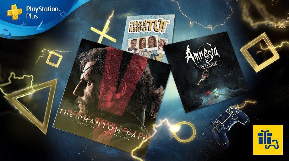 Anunciados los juegos de PS Plus de octubre