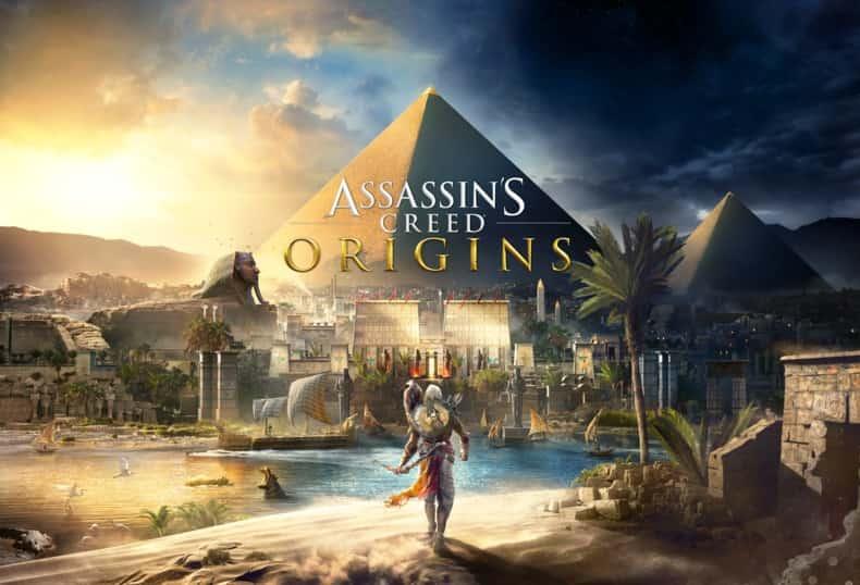 Discovery Tour, el DLC gratuito de Assassin's Creed: Origins