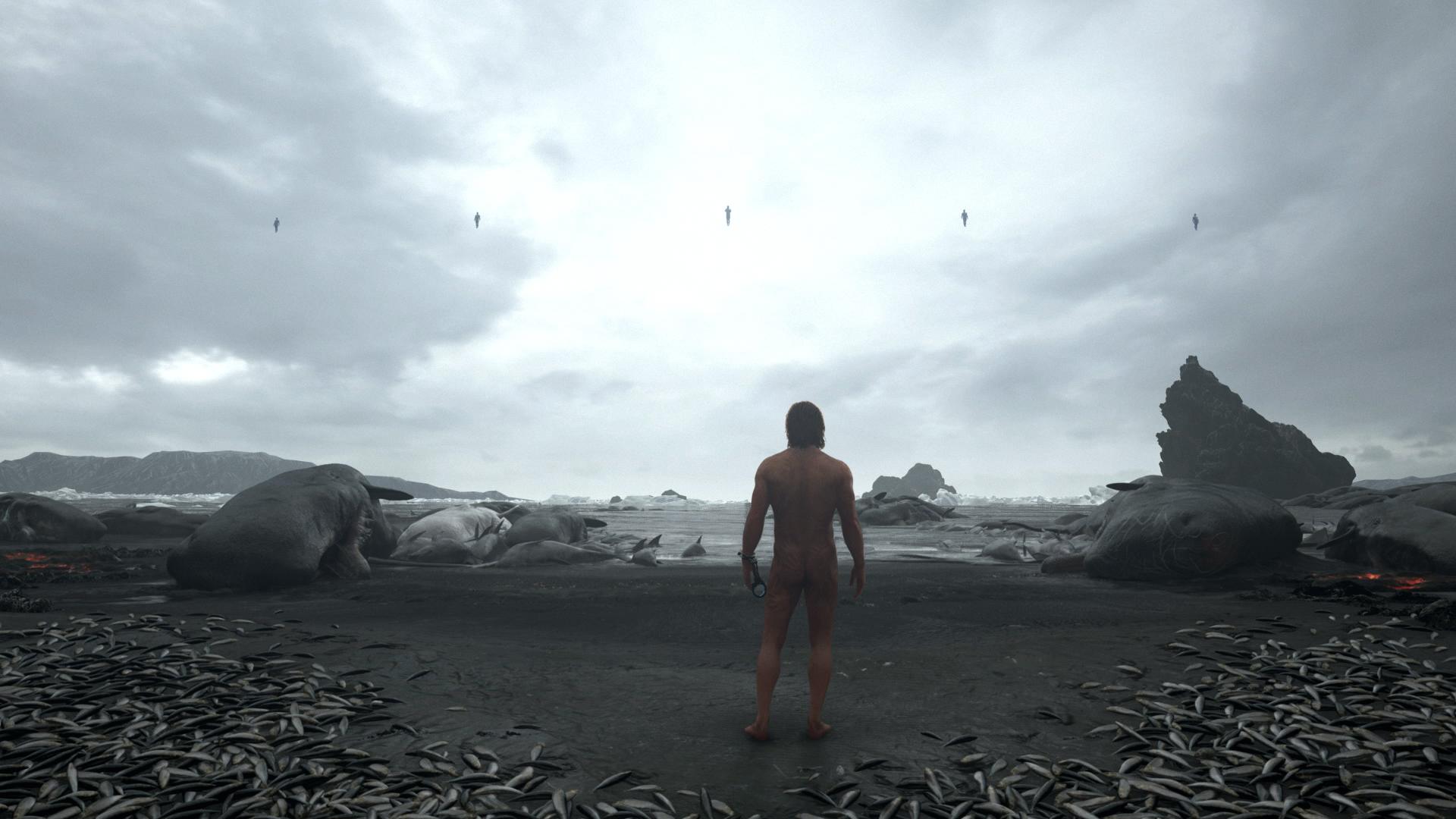 Death Stranding ofrecerá una experiencia más realista, según Kojima