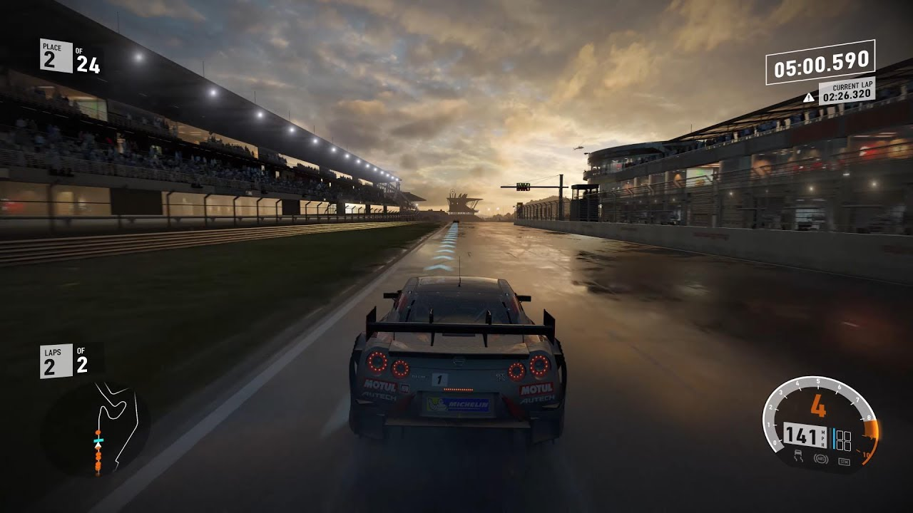 Análisis de Forza Motorsport 7 (Windows 10 PC)