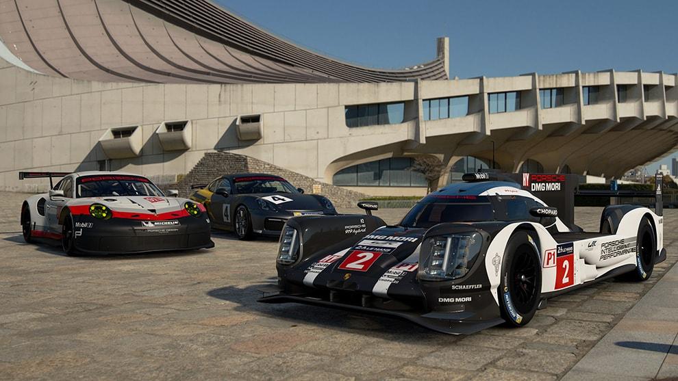 Revelados todos los vehículos y circuitos de Gran Turismo Sport
