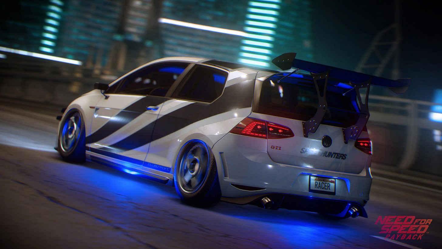 Estos son todos los coches que traerá Need For Speed: Payback