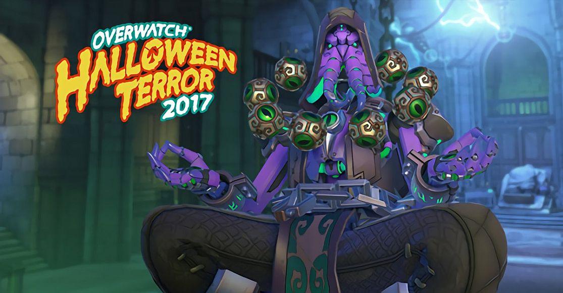 Da comienzo el evento de Halloween de Overwatch