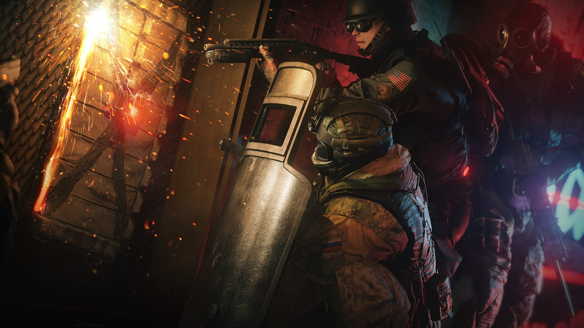 Ubisoft anuncia Operation White Noise para Rainbow Six Siege