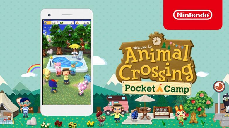 Cómo vincular nuestra cuenta Nintendo en Animal Crossing Pocket Camp