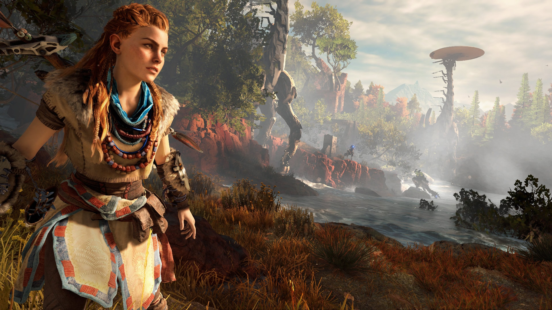 Revelan la duración de Horizon Zero Dawn: The Frozen Wilds