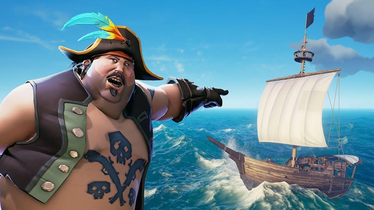 Sea Of Thieves ya permite registrarse para su Beta Abierta