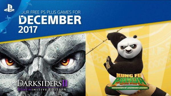 Juegos PS Plus diciembre 2017