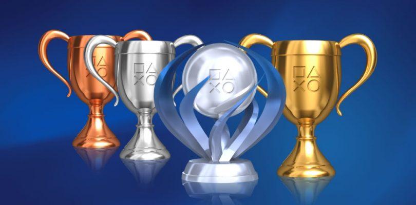 Sony permite canjear los trofeos por dinero en PS Store