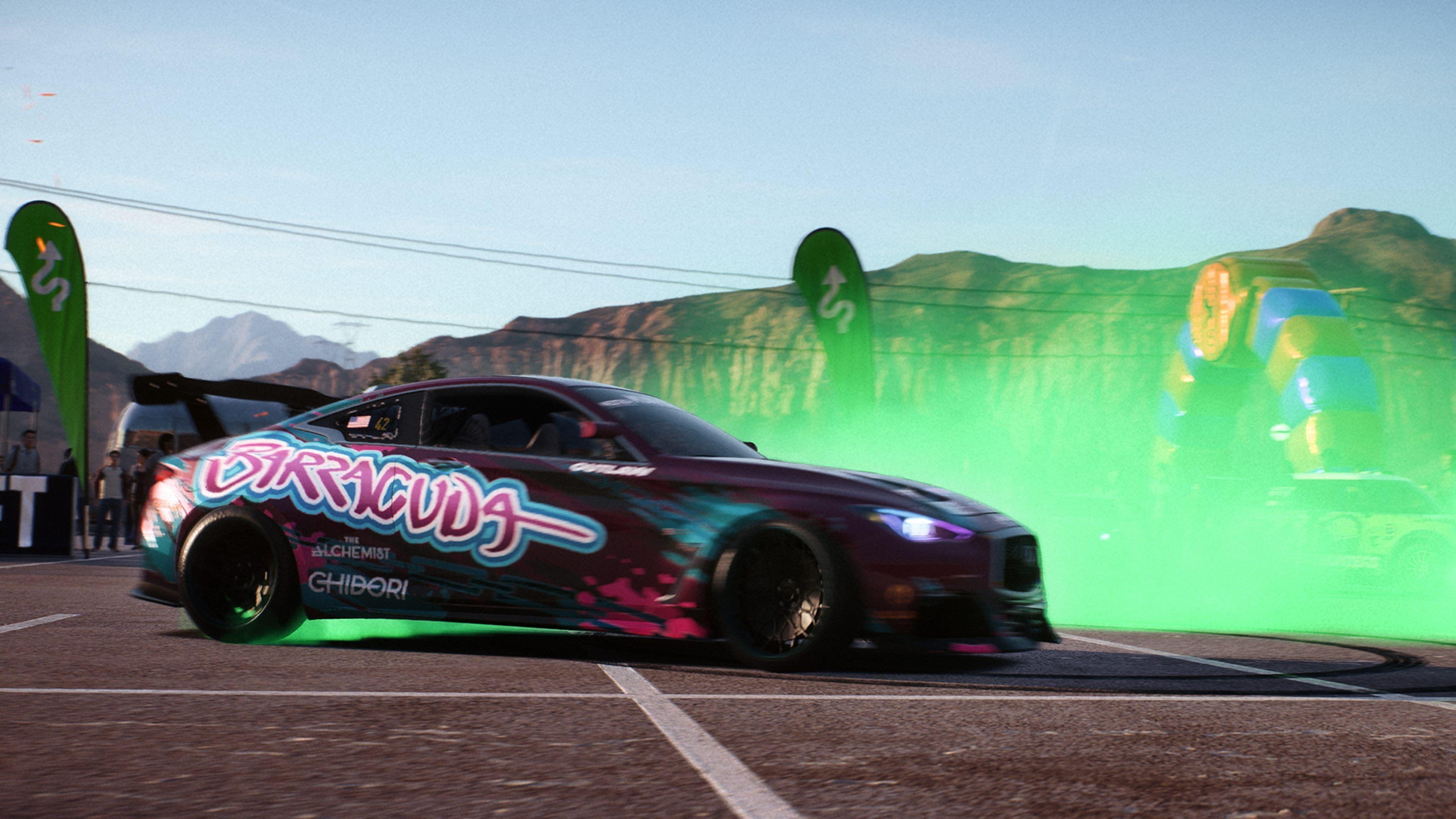 NFS: Payback recibe su primer DLC: Speedcross.