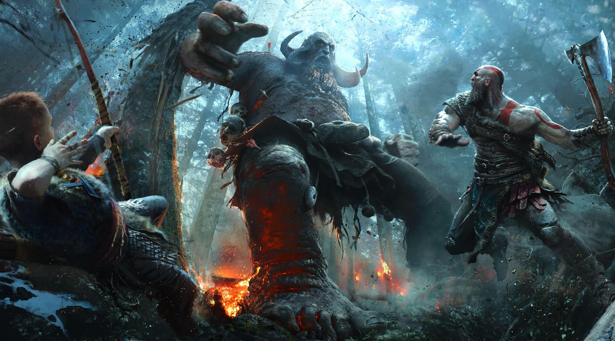 Anunciada la fecha de lanzamiento de God of War y sus ediciones