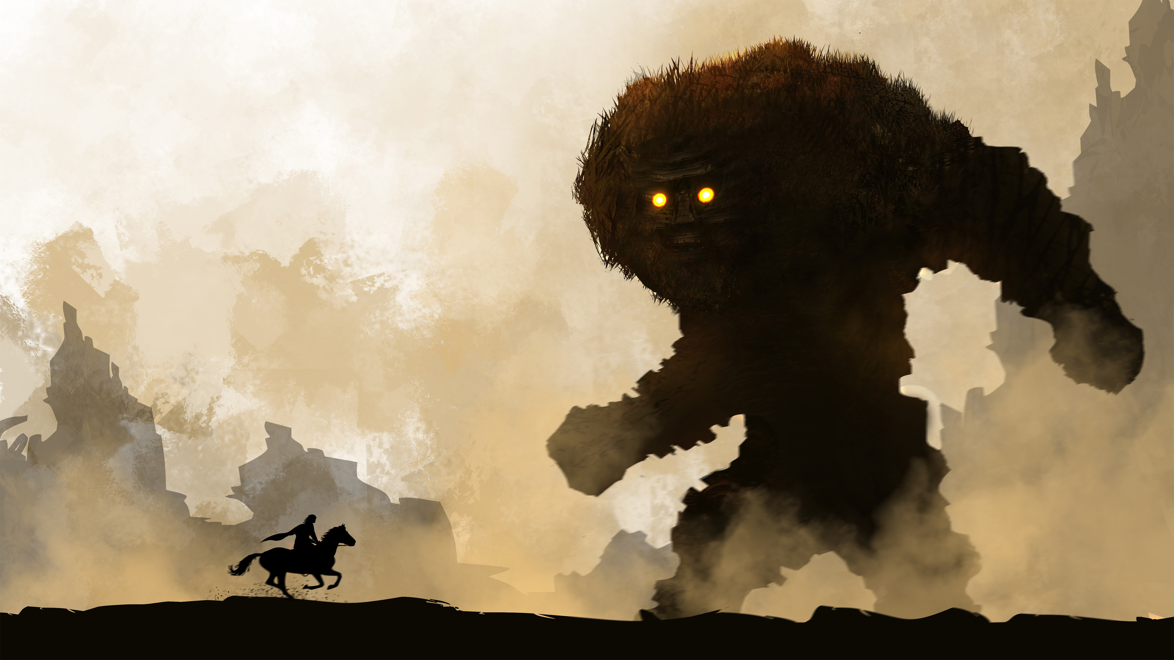 Notas de Shadow of the Colossus