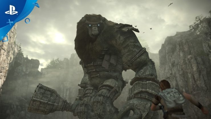 Shadow Of The Colossus remake reaparece en video