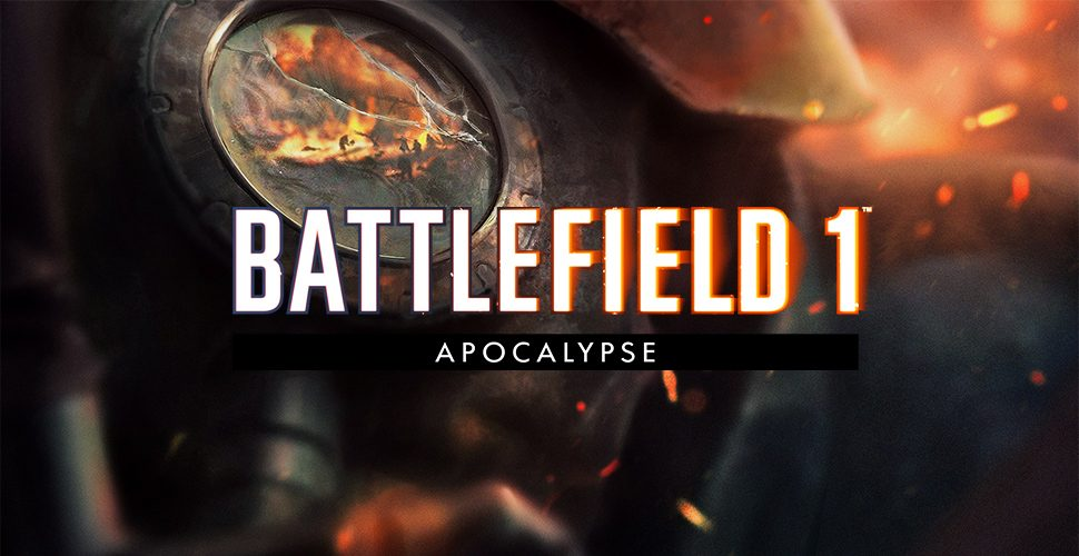 Primeros detalles oficiales de Battlefield 1: Apocalypse