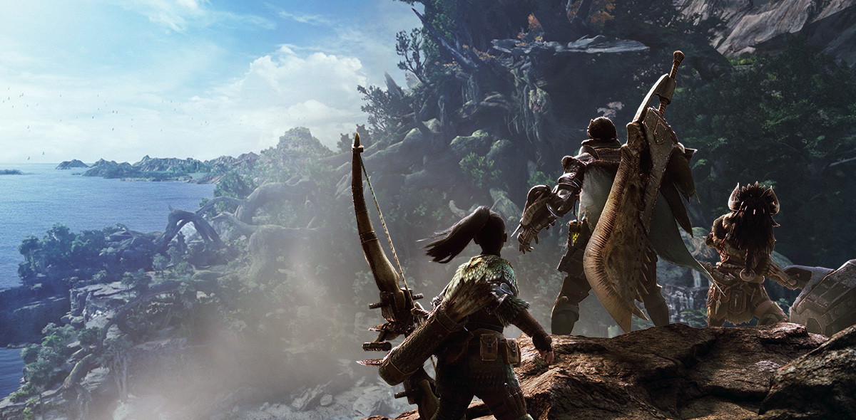Esto es lo que contendrá la actualización 1.01 de Monster Hunter: World
