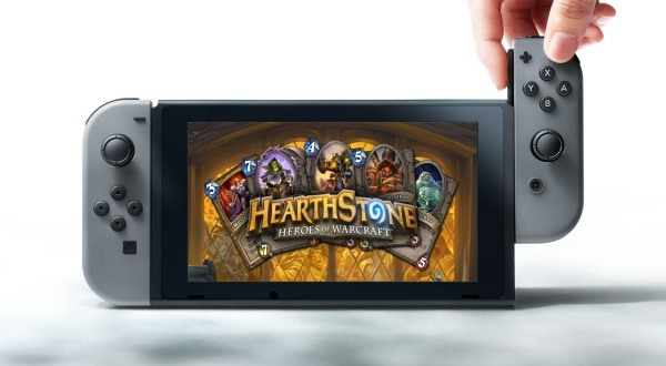 Hearthstone no llegará a Nintendo Switch
