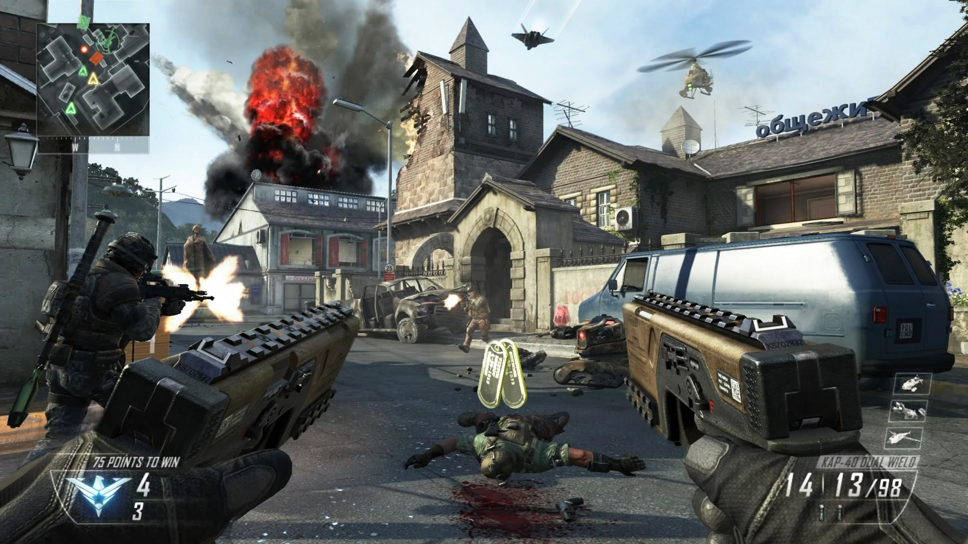 Este podría ser el título de la próxima entrega de Call of Duty