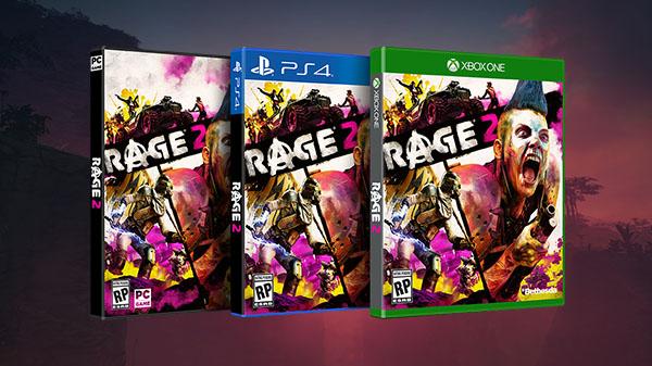Rage 2 ediciones