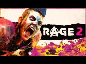 Rage 2 es puro frenesí y muestra su primer Gameplay