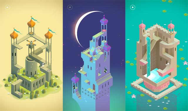 Monument Valley: Gratuito en Android por tiempo limitado