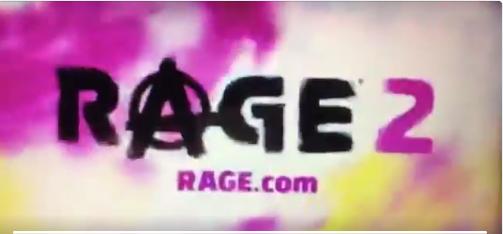 Filtrado el primer Teaser de Rage 2