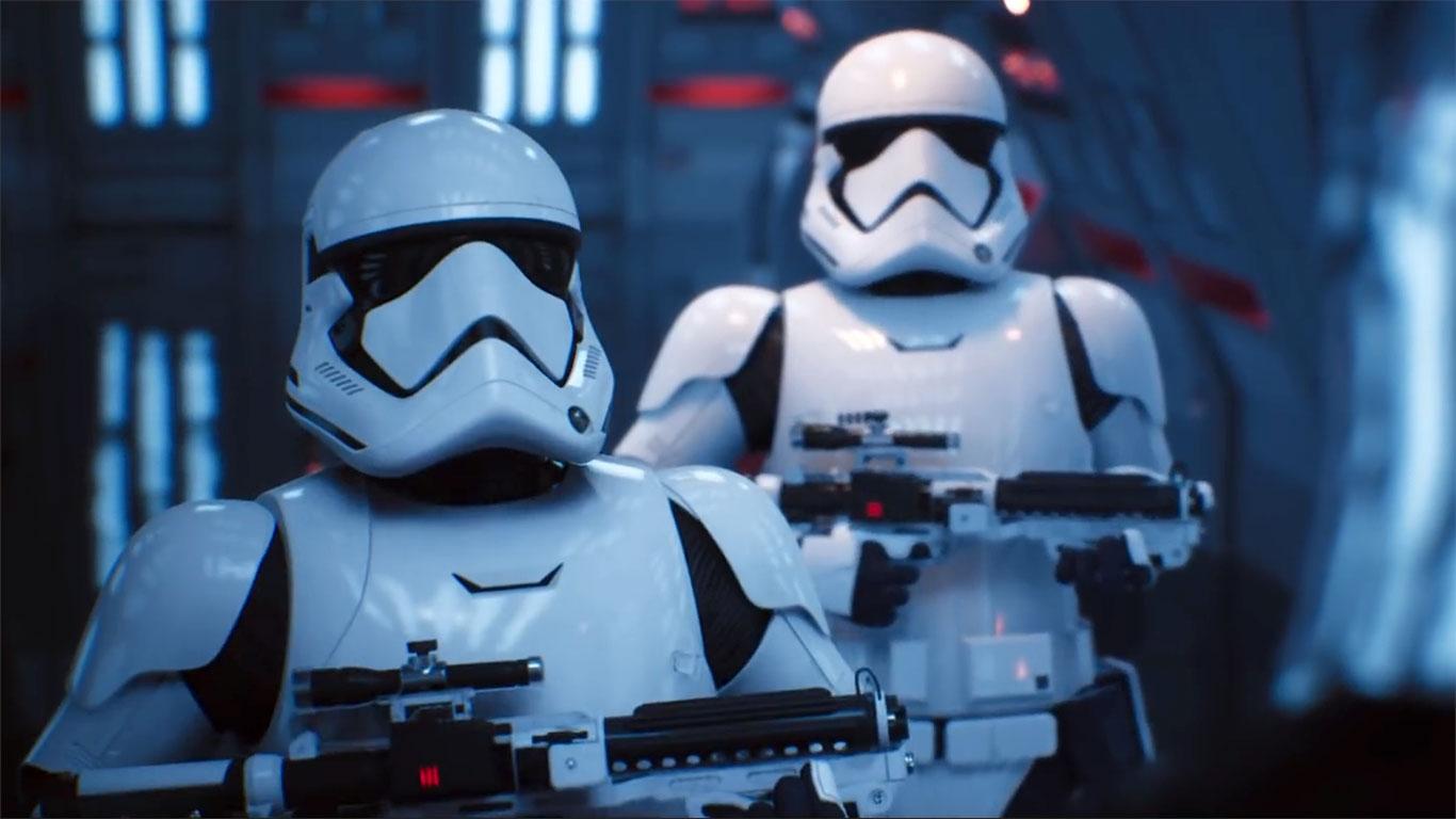 Star Wars EA Vancouver