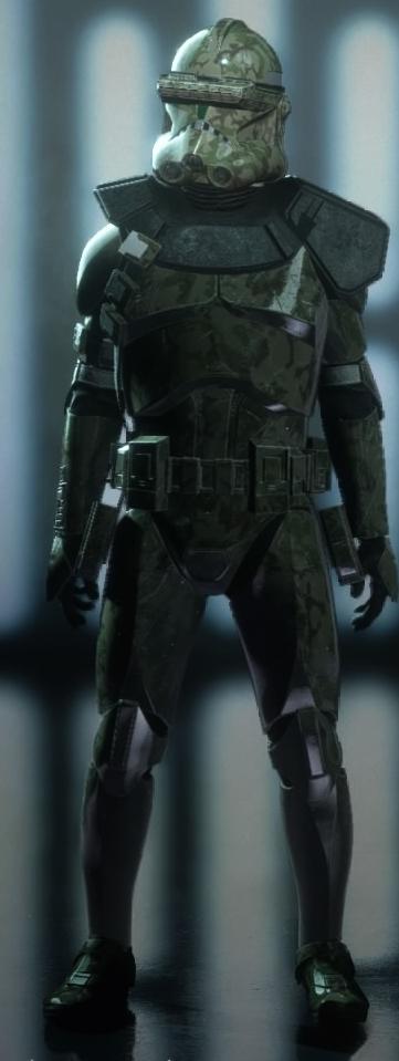 Battlefront 2, nuevas apariencias para los soldados clon